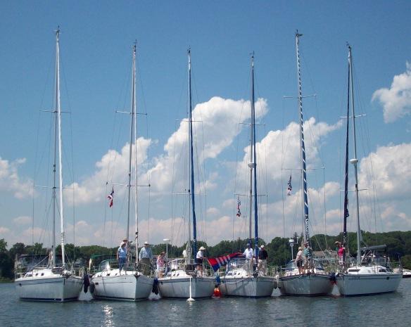 raft-up 2008