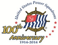 USPS 100th Anniv. Logo