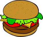 hamburger-fr-clipartpanda